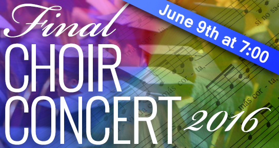 Final Choir Concert - Gresham High School Choirs 2016